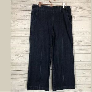 AG Juliette wise leg cropped trouser size 30?